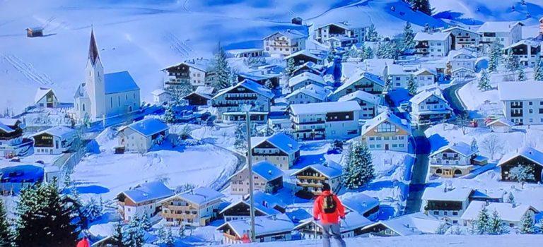 Winterzeit in der Alpenrose