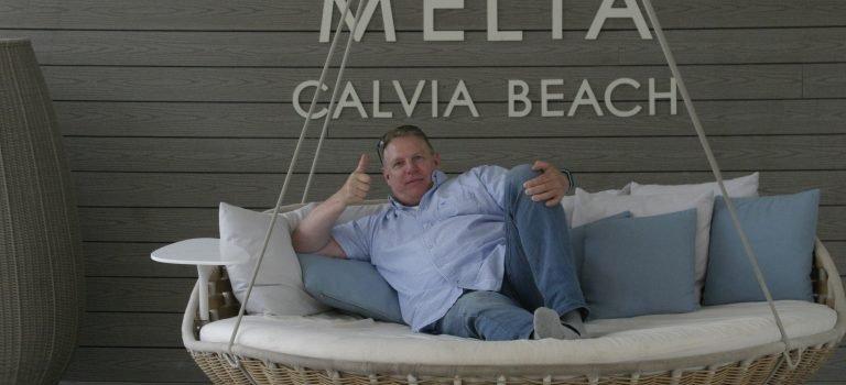 Meliá Calvia Beach Hotel auf Mallorca
