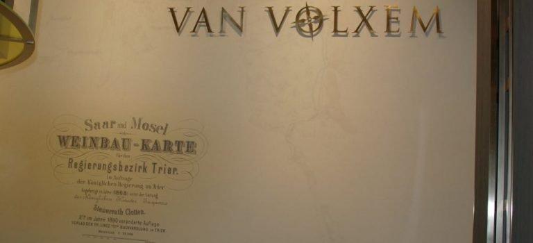 Genuß mit Lidl auf dem Weingut Van Volxem