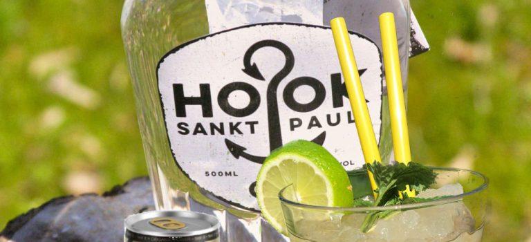 Ge-man Hook Cocktail