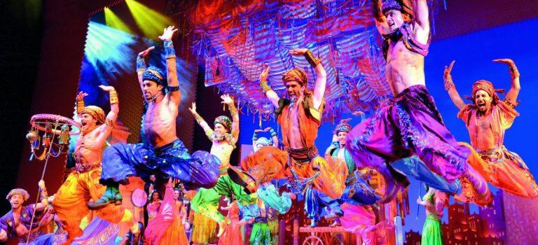 Musical Aladdin – Daten, Fakten, Zahlen