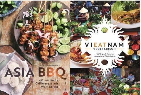 Lecker und Exotisch – Vegetarisches BBQ