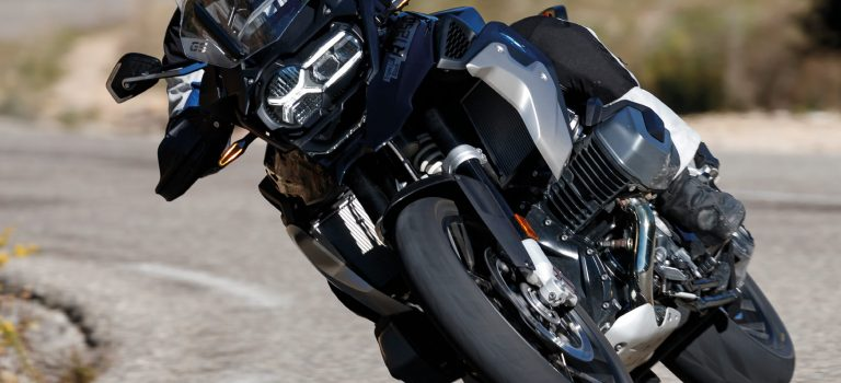 MOTORRAD FAHREN – gut und sicher